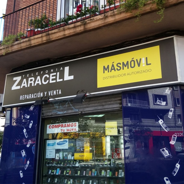 Rotulación comercial Zaragoza